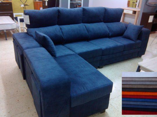 Tienda de sofás y sillones Sofá Chaisselongue