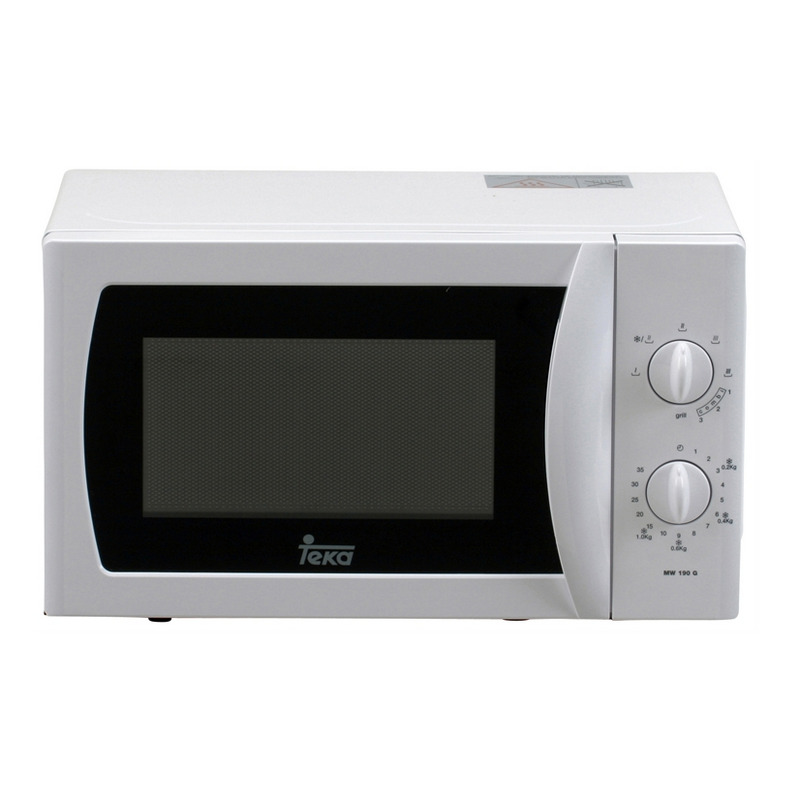 Microondas teka mw 190g 19 l blanco con grill compra online for Microondas carrefour