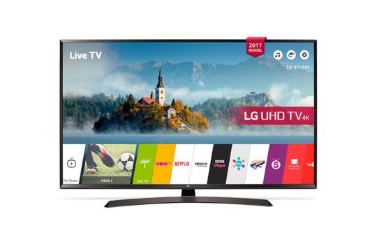 Televisor LED UHD 4K LG