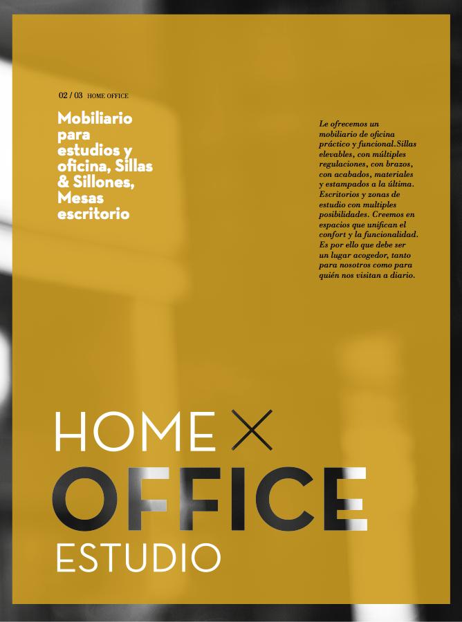 Catalogo muebles para espacios de trabajo