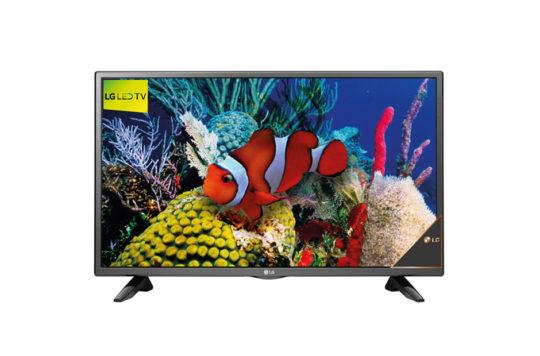 Televisor LG de 32 pulgadas con Clear Voice y Virtual Surround Plus