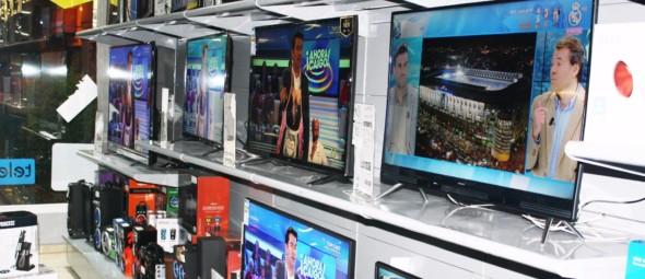 Tienda de productos de electrónica e informática