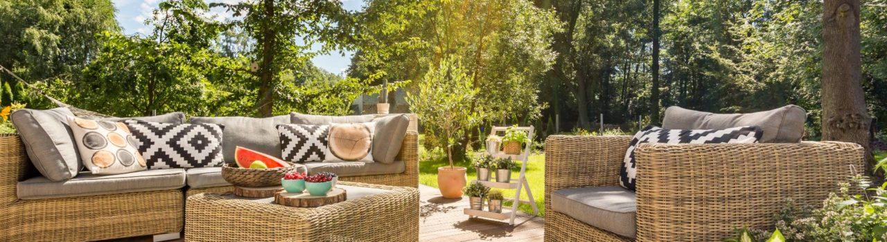 Tienda de muebles de jardín y terraza en Granada