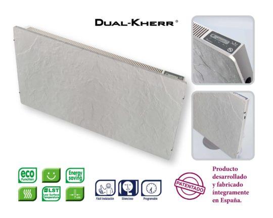 acumulador de silicio dual kherr fichas dk2000p