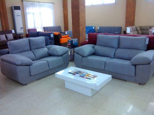 Conjunto de sofás 3+2 Plazas MARISMA