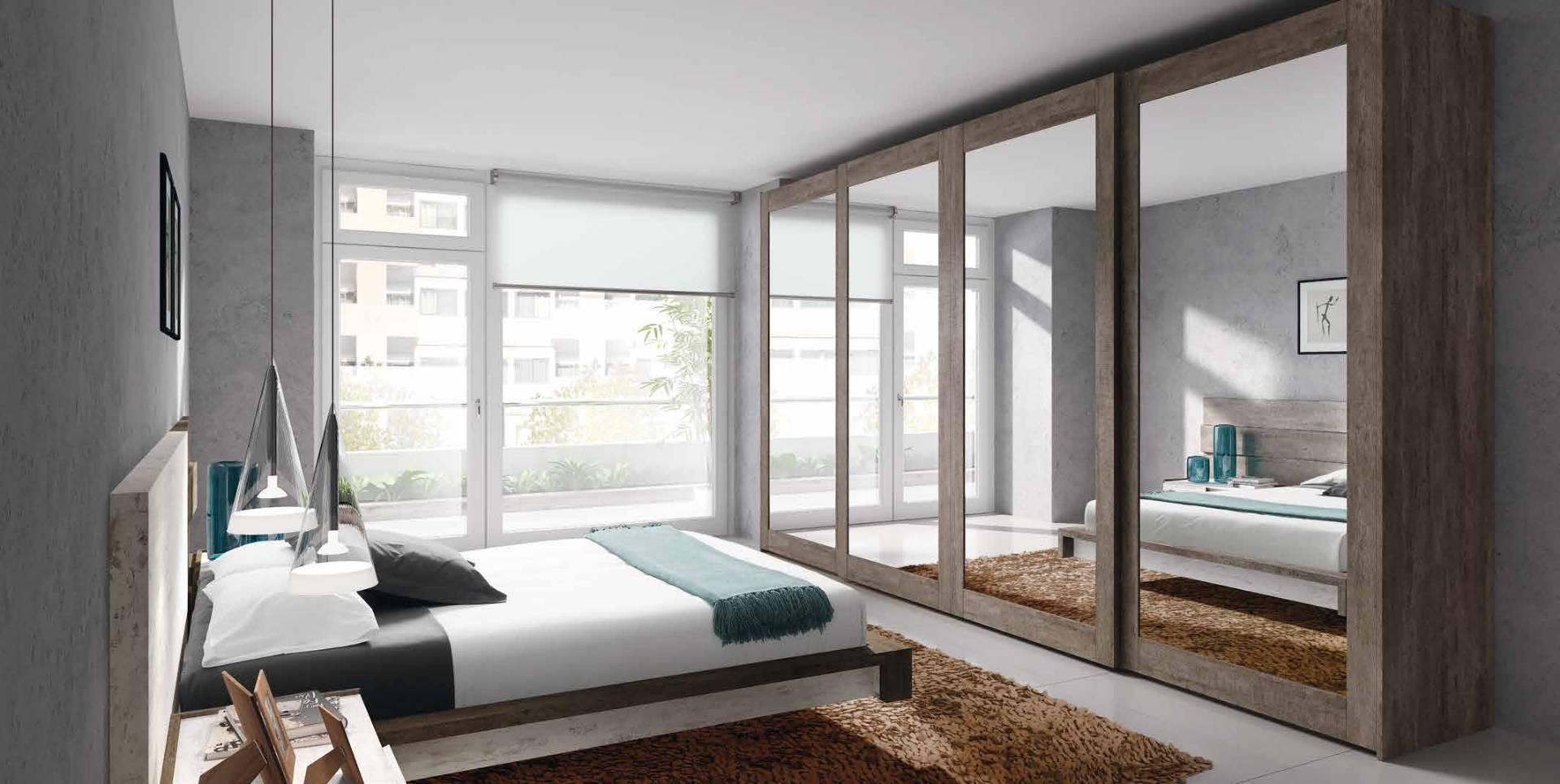 El armario ideal para tu dormitorio armarios dormitorios de matrimonio - Armarios de dormitorio merkamueble ...