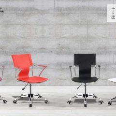 Sillas de oficina de diseño elegante y comodidad máxima