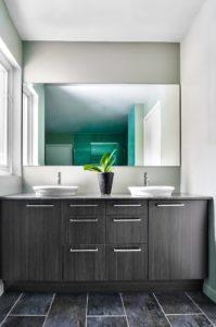 baño espejos