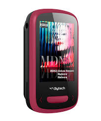 Reproductor MP4 SYTECH SY-791BTRJ 8 GB BUET ROSA