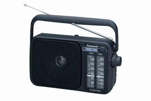 Radio Portátil PANASONIC RF-2400 FM/AM RED/PILAS