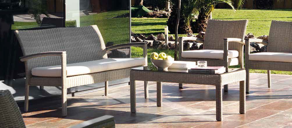 conjunto para jard n exterior muebles moya tienda online