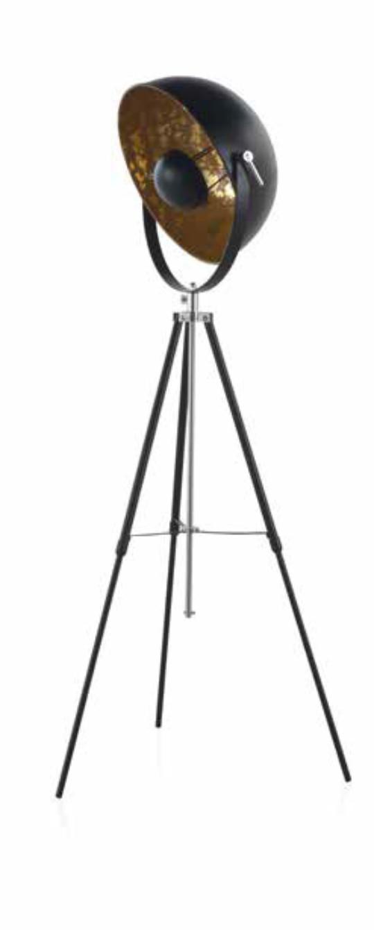 Lámpara de pie diseño industrial 9083