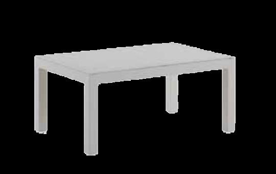 Mesa de centro del conjunto para jardín