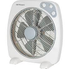 Ventilador ORBEGOZO BF-0140 Box Fan 60 W