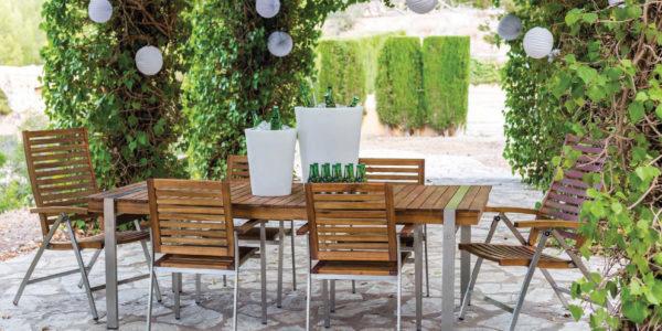 Muebles de Comedor de exterior