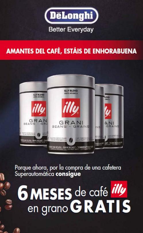 Cafetera Superautomática DeLonghi ETAM29.513.WB - Tienda online