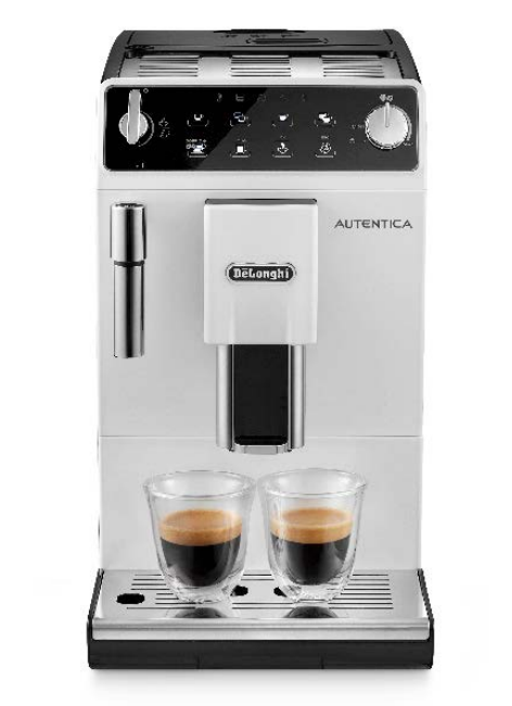 Cafetera Superautomática DeLonghi ETAM29.513.WB
