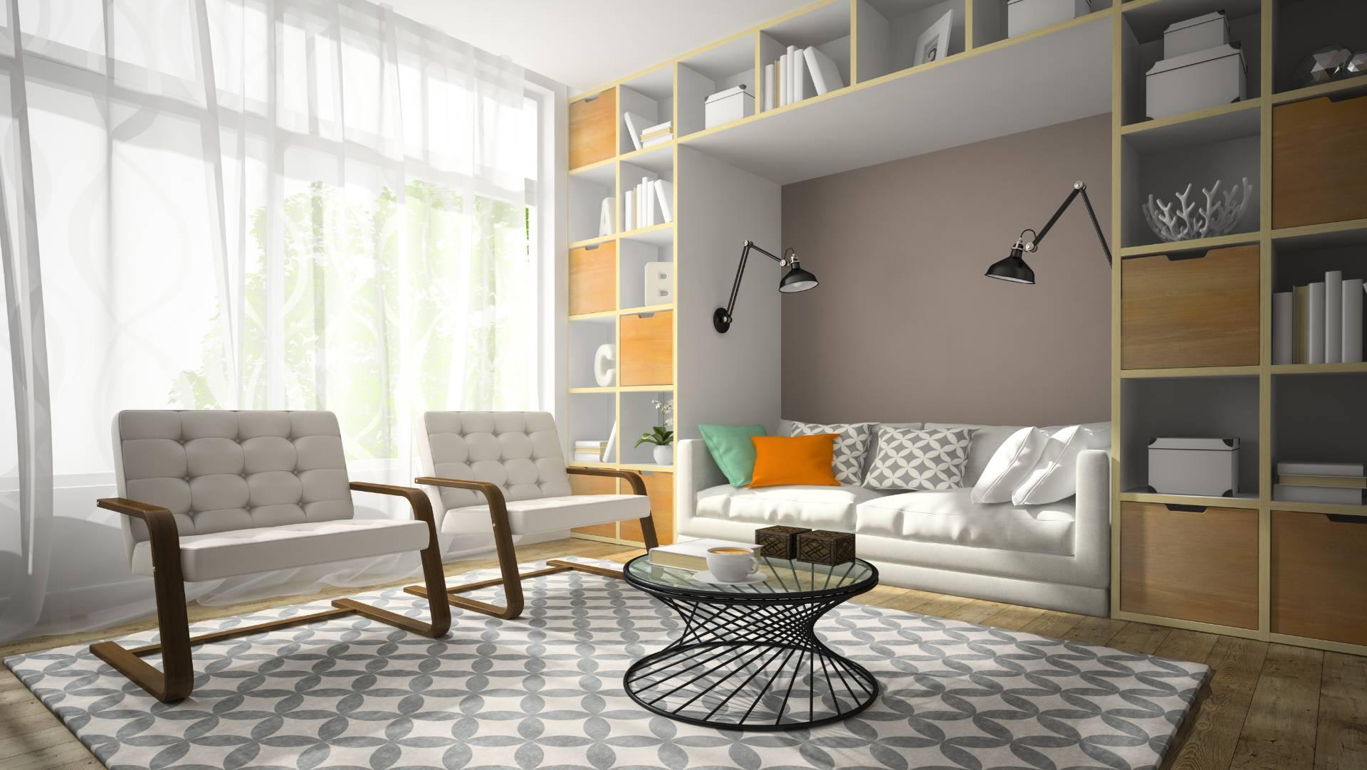 Cómo decoran su casa los millennials - Decoración Millennial las reformas asustan