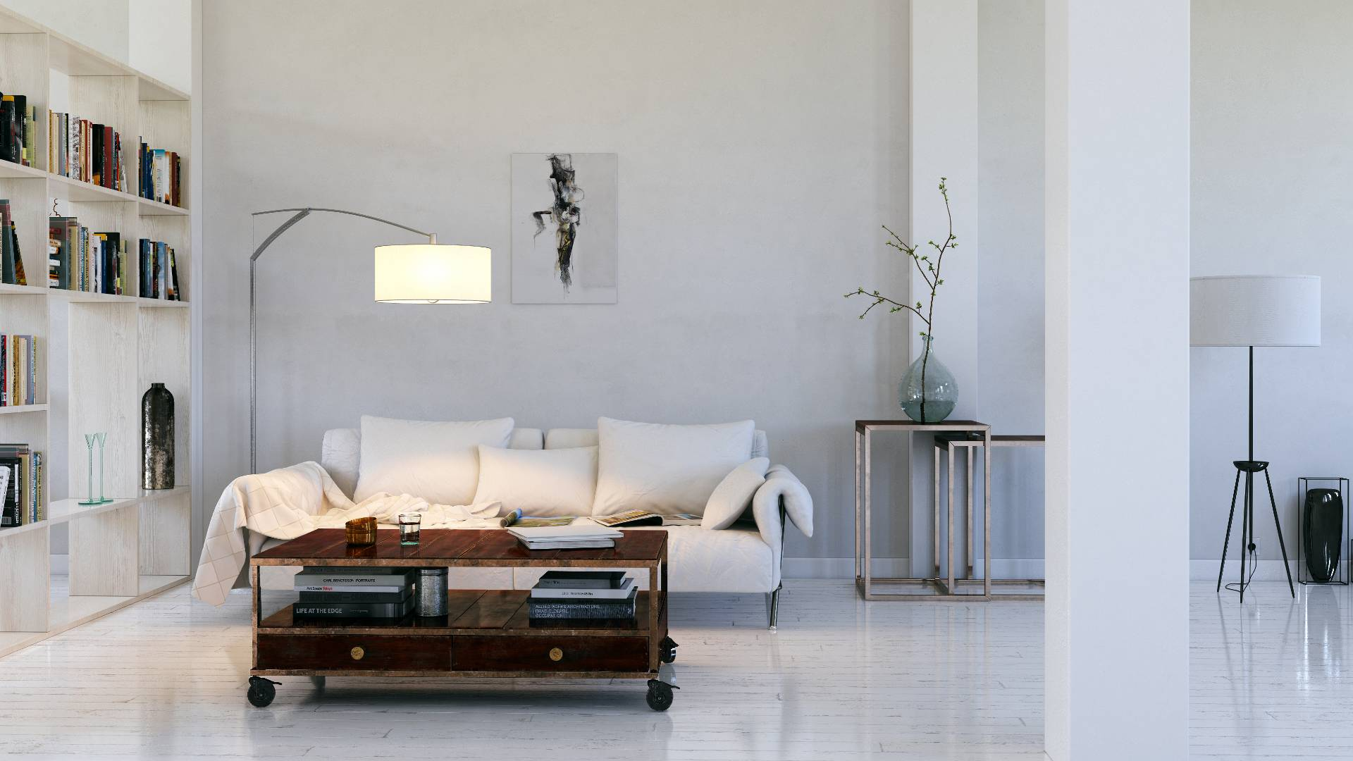 Como decorar un piso de soltero soltera - Muebles Moya