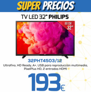 TV LED 32 PHILIPS