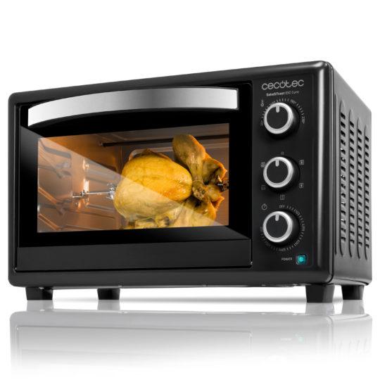 Horno de Sobremesa CECOTEC Conv Bake´n Toast 650 Gyro