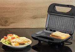 Sandwichera CECOTEC Rock´n Toast Square 03030