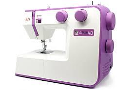 Máquina de Coser ALFA 40 Lila
