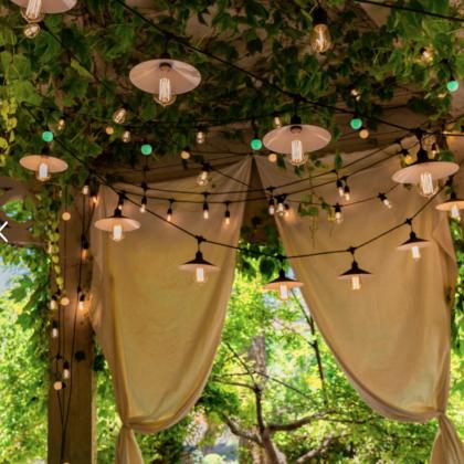 Tipos de iluminación jardín