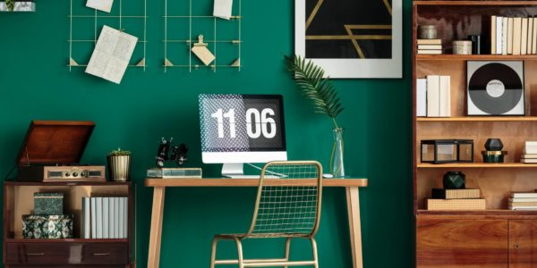 Monta tu oficina en casa