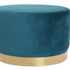 Puff Azul Marino 3