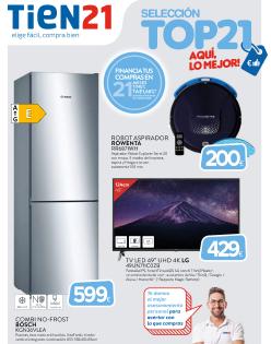 Catálogo Electrodomésticos Mayo 2021
