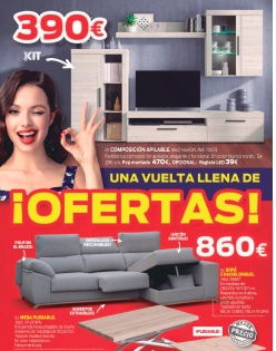 Catálogo De Muebles Mayo 2021